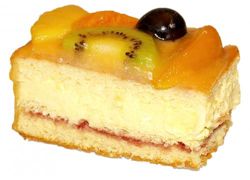 Vruchtentaart 12st